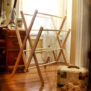 handmade drying racks