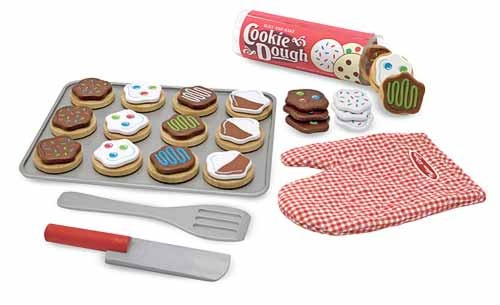 Toy: Wooden Cookie Set