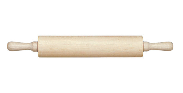 Kitchen: Wooden Rolling Pin