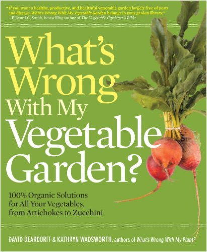 What's Wrong With My Vegetable Garden?
