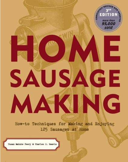 Books: Home Sausage Making