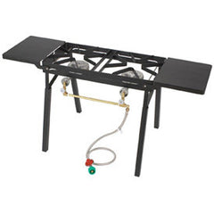 Dual Burner Outdoor Patio Stove