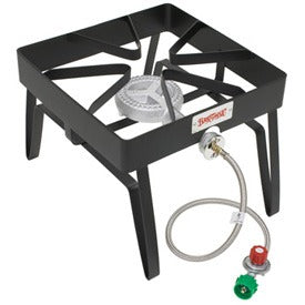 Square Outdoor Patio Stove
