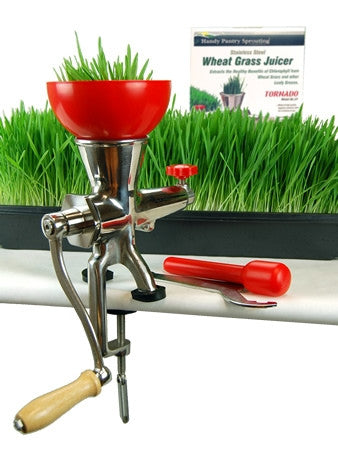 Kitchen: Wheat Grass Juicer