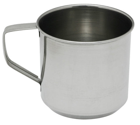 Stainless Steel 12 Oz. Drinking Mug