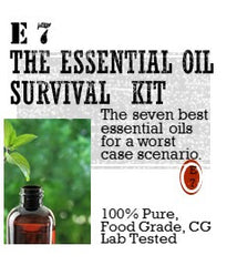Essential 7 Oil Survival Kit
