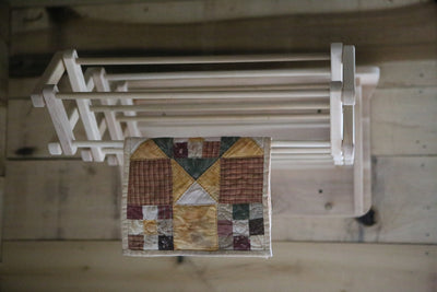 Wall Mount Drying Rack