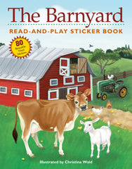The Barnyard Read and Play Sticker Book