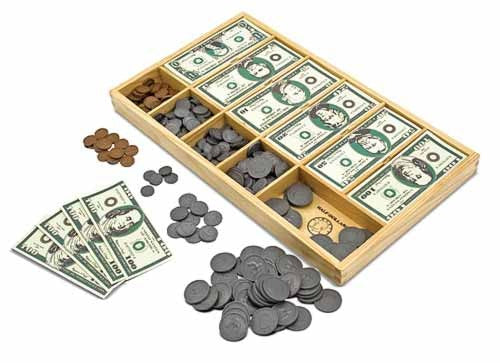 Toys: Play Money Set