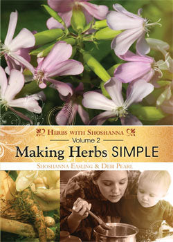 Videos-Making Herbs Simple Volume 2