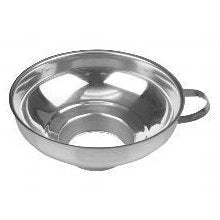 Canning:  Stainless Steel Funnel