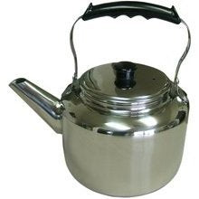 Stainless Steel:  Water Kettle