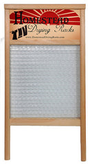 Homesteader Sized Glass Washboard