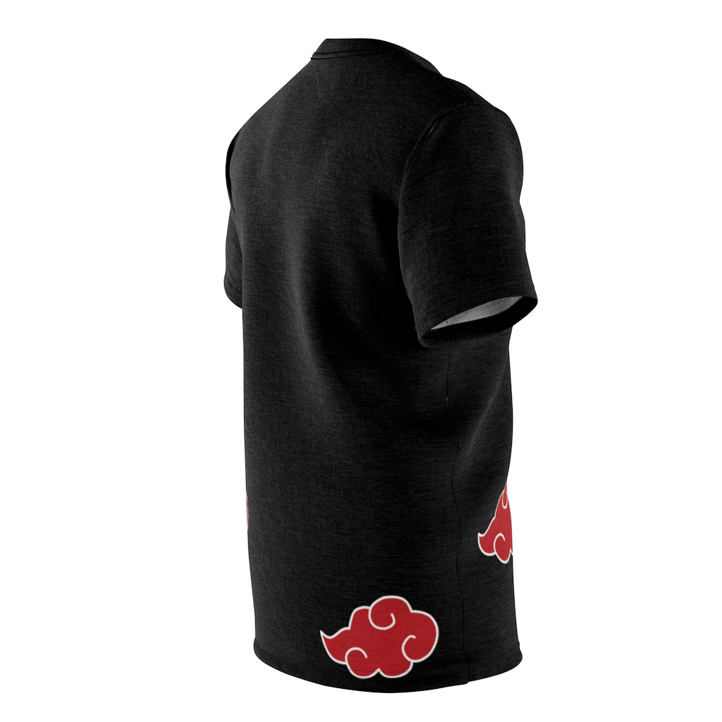 Naruto Akatsuki Unisex AOP Cut & Sew T-shirt (requested)