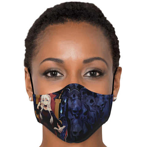 Image of Hikari anime girl face mask
