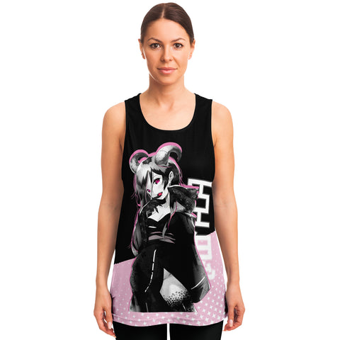 Image of Oni-hime Hentai Demon Kawaii Anime Girl AOP Tank Top