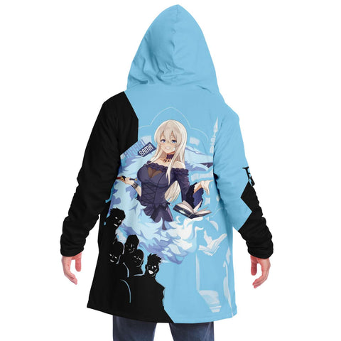 Image of Hikari Sama anime girl Cloak