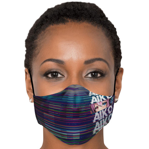 Aiko 2 Anime Face Mask