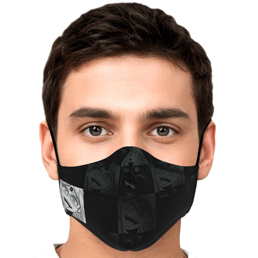 Sehen 2 Anime Face Mask