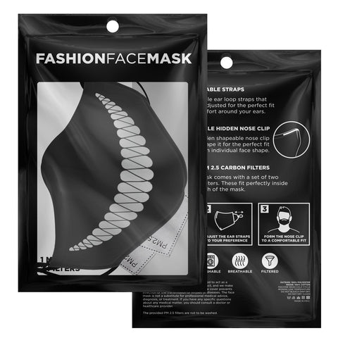 Image of Creepy Smile Anime Face Mask