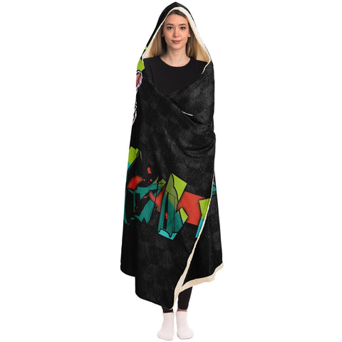 Image of Kandi Hooded Blanket
