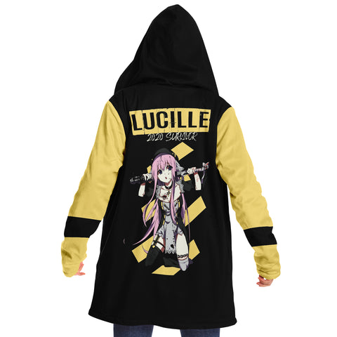 Lucille Bad Kawaii Anime Nun Cloak