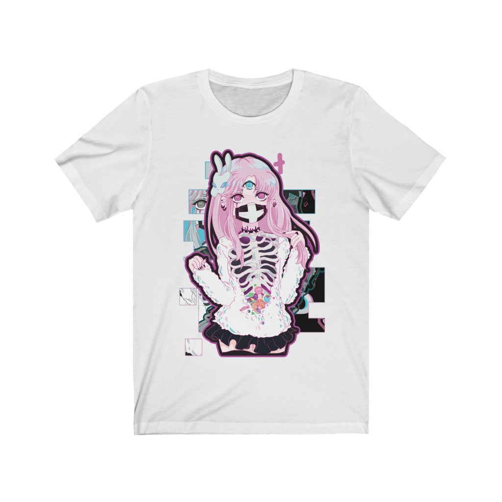Maaya XP Creepy Cute anime Unisex T-shirt