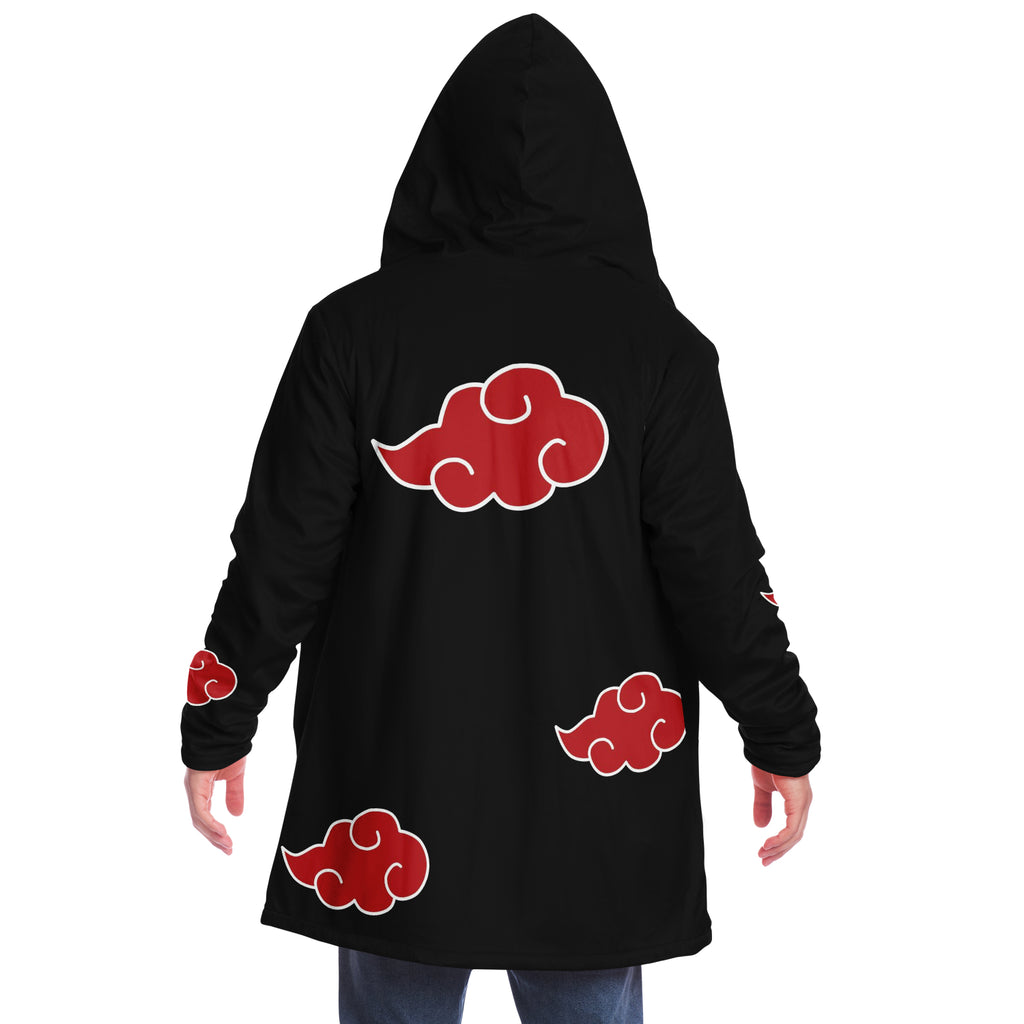Naruto akatsuki Anime Cloak (requested)