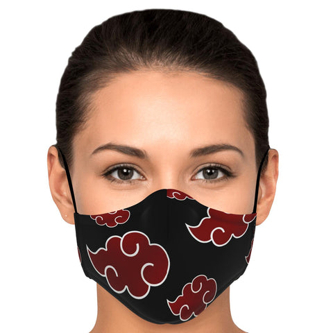 Image of Naruto Akatsuki Anime Face Mask (requested)