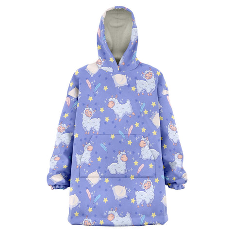 Image of Sleeping Sheep Snug Hoodie