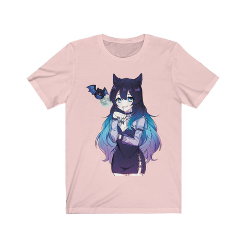 Image of Helena Kawaii Anime Vampire Unisex T-shirt