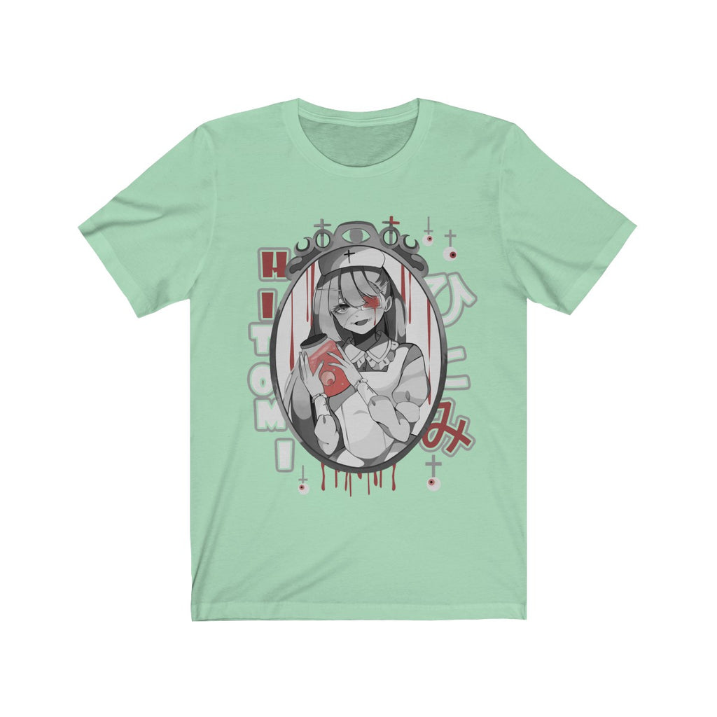 Hitomi 1.2 Back and Front printed Unisex T-shirt