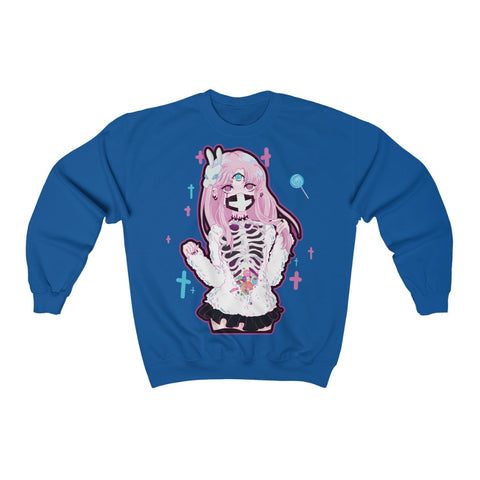 Image of Maaya Creepy Cute anime Sweatshirt
