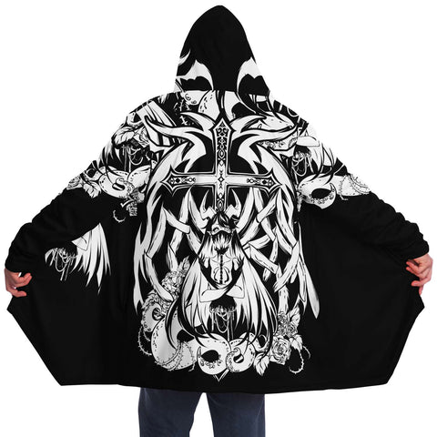 Image of Voido Gothic anime Cloak