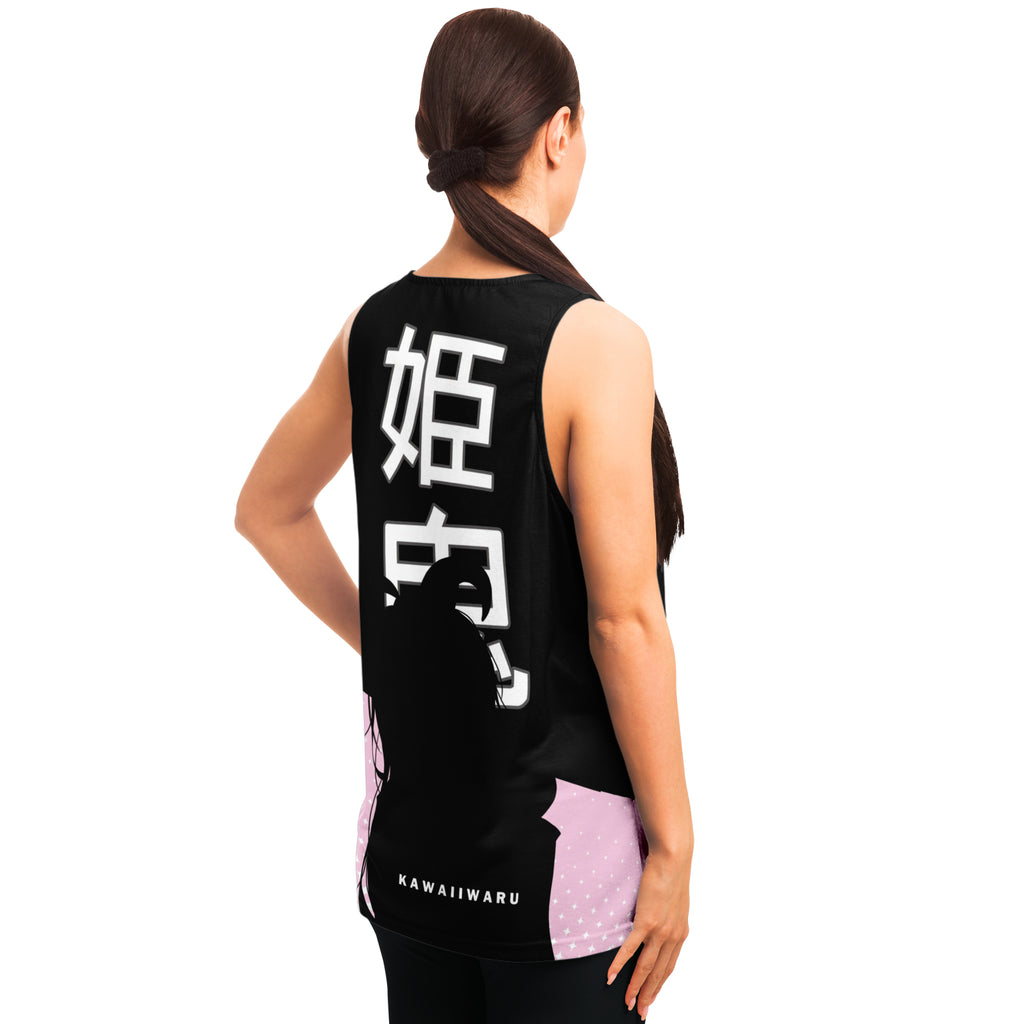 Oni-hime Hentai Demon Kawaii Anime Girl AOP Tank Top