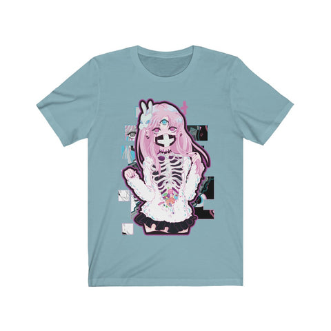 Image of Maaya XP Creepy Cute anime Unisex T-shirt