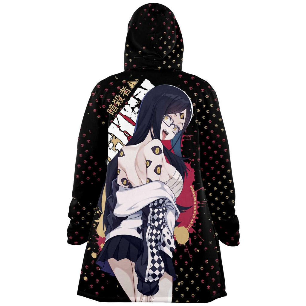 Sehen W/quote Crazy anime girl Cloak
