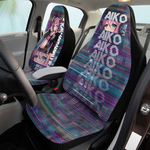 Aiko Anime Car Seat Cover (x2)