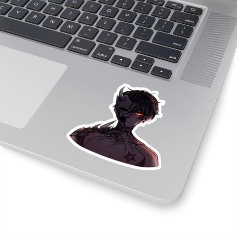 Image of Dark Urei Kiss-Cut Stickers