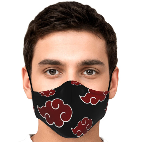 Naruto Akatsuki Anime Face Mask (requested)