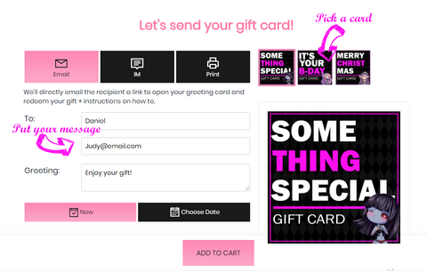 Image of Kawaiiwaru Gift card