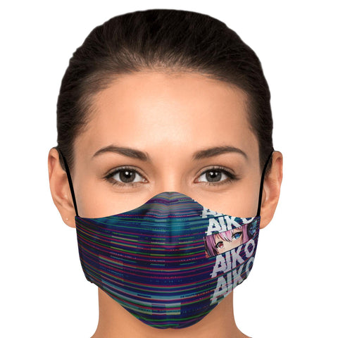 Image of Aiko 2 Anime Face Mask