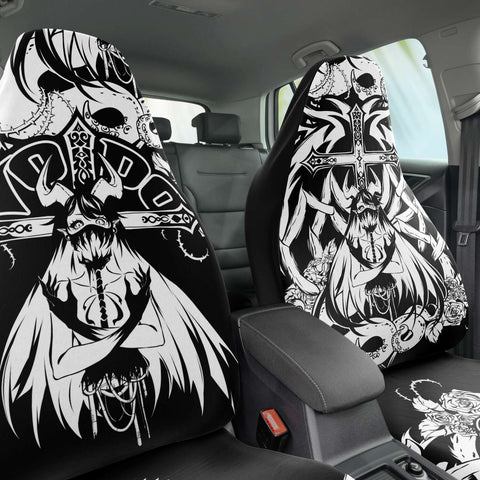 Voido Anime Car Seat Cover (x2)