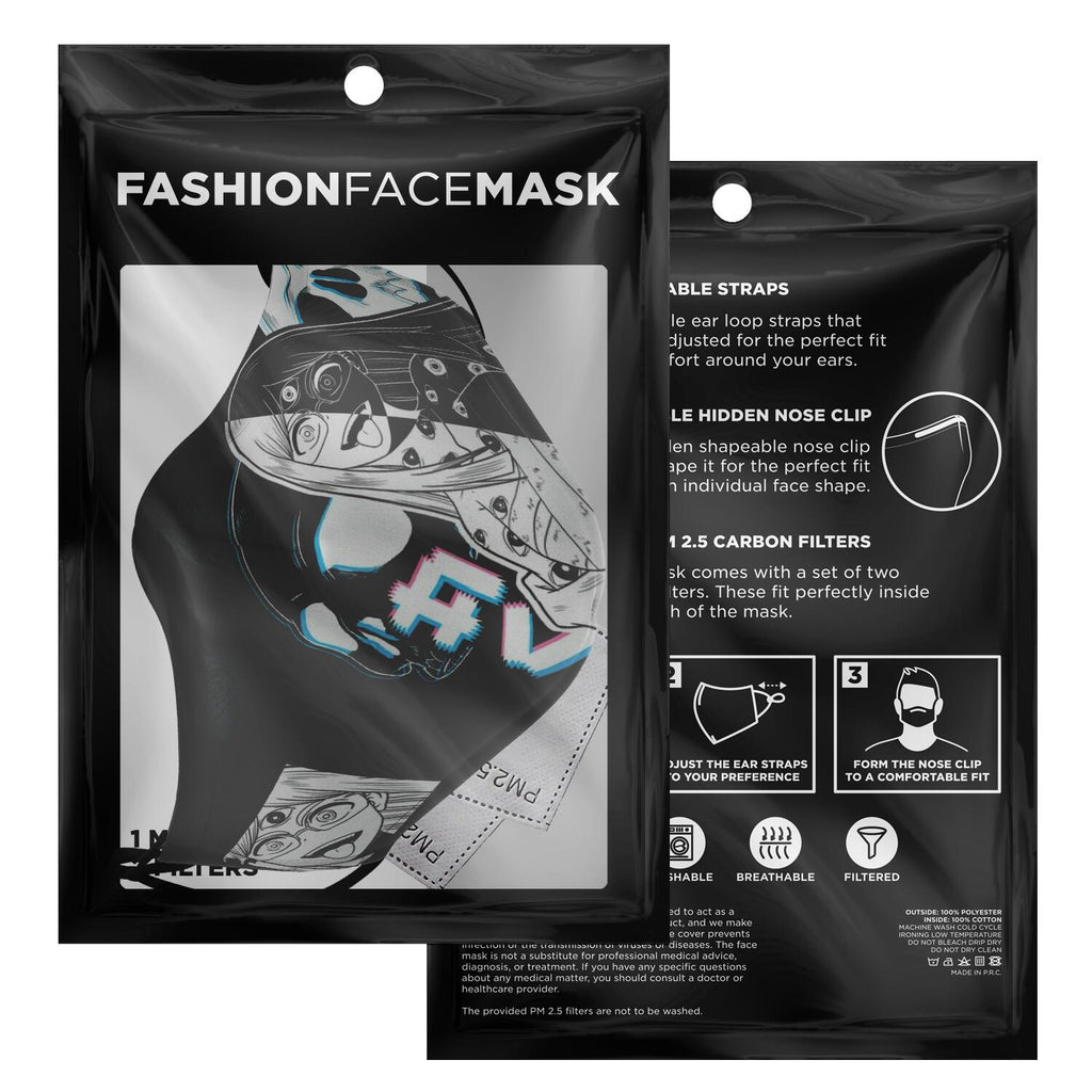 Sehen Anime Face Mask