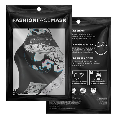 Image of Sehen Anime Face Mask