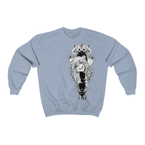 Image of White Yangire Sweatshirt
