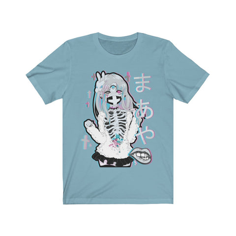 Maaya 1.2 Creepy Cute anime Unisex T-shirt