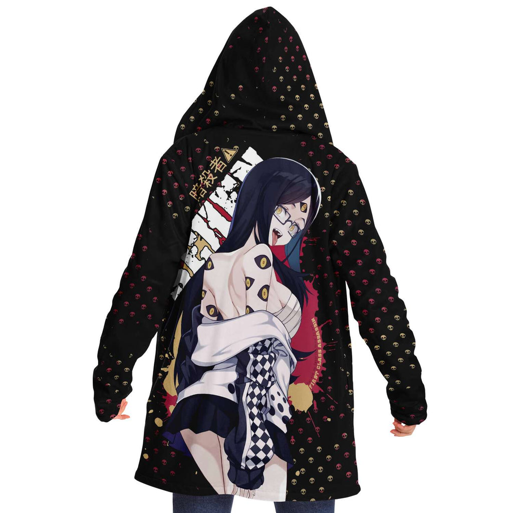 Sehen Crazy anime girl Cloak