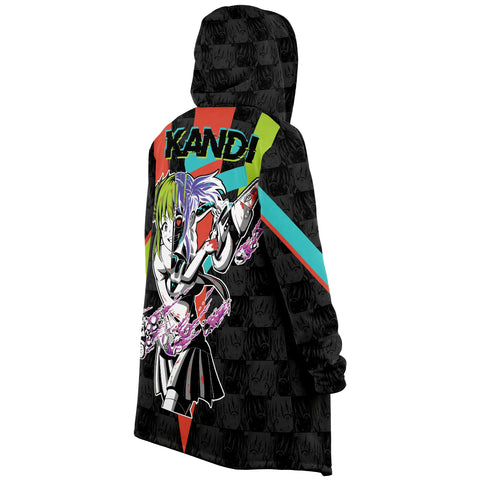 Image of Kandi Cute Yandere Anime Girl Cloak