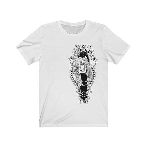 Image of White Yangire Unisex T-shirt